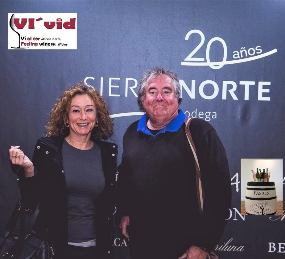 Bodega Sierra Norte Celebrates its 20th Birthday: VÍ Vid Reports from theMestalla.