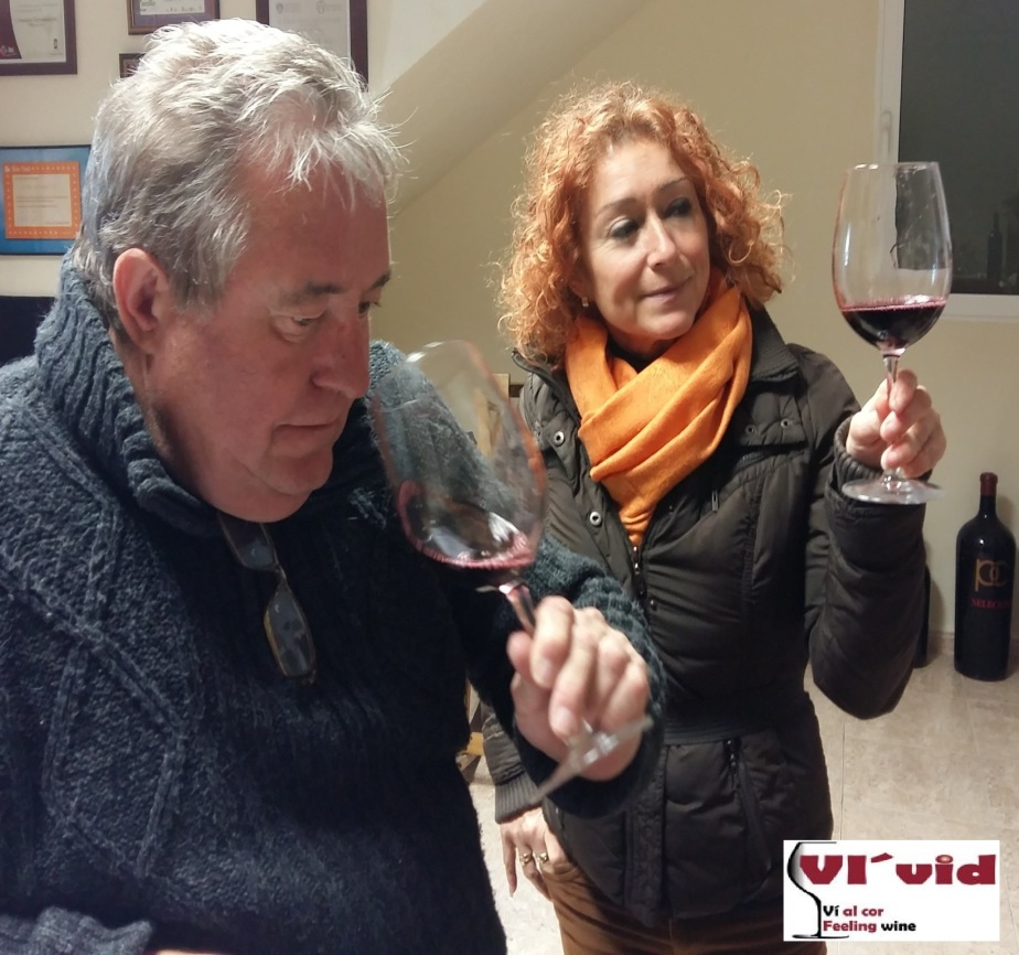 Vins Del Comtat, the Mountain Valley Winery; A VÍ Vid Report.