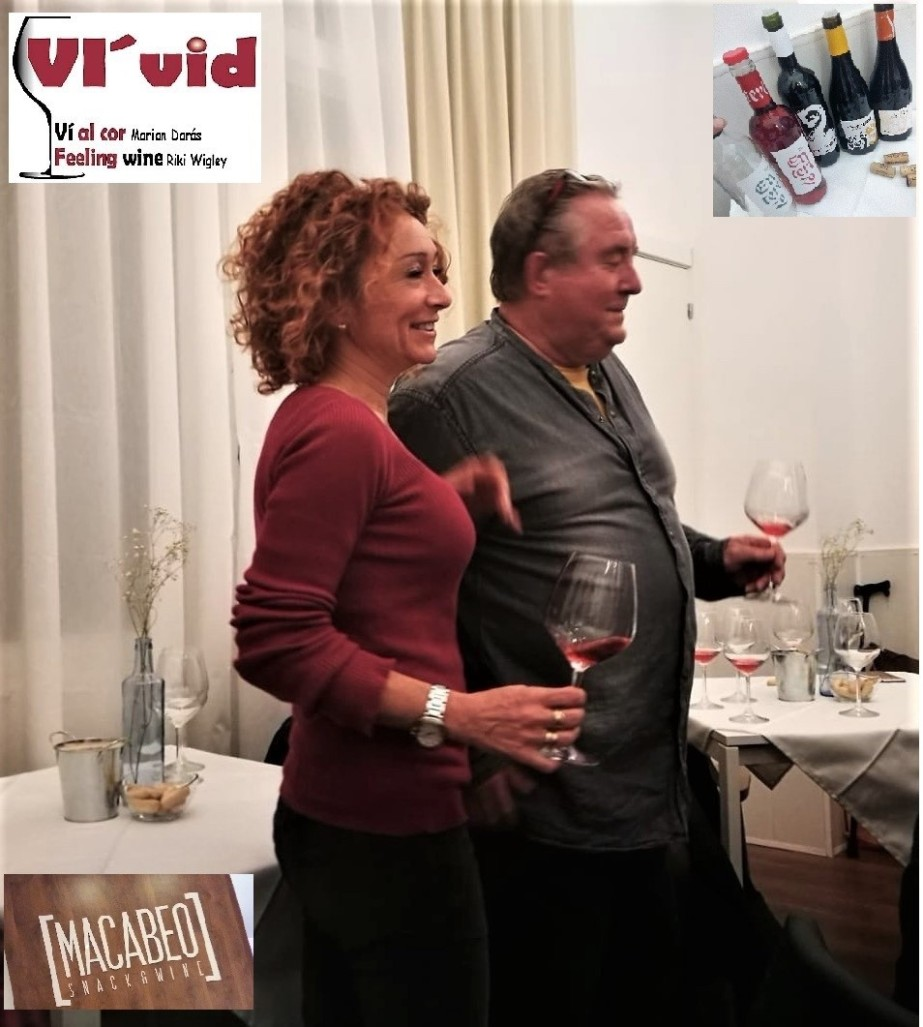 'Valencia Wine Nights' is Born! VÍ Vid's New Wine Club for Expats in Valencia,
