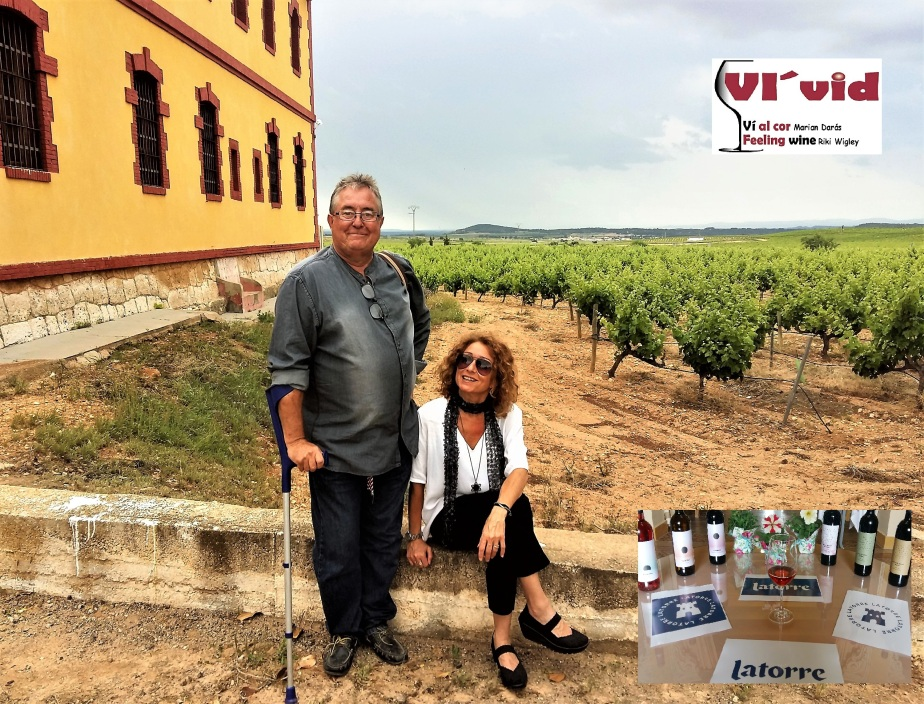 A Day 'En familia' with Latorre; VÍ Vid reports from FincaGarrido.
