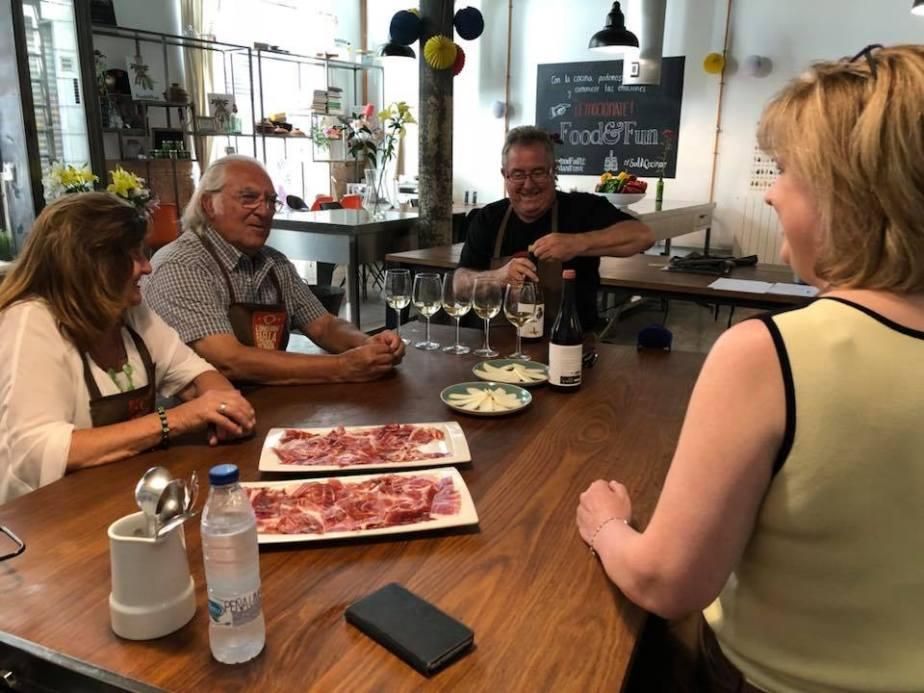 paella wines