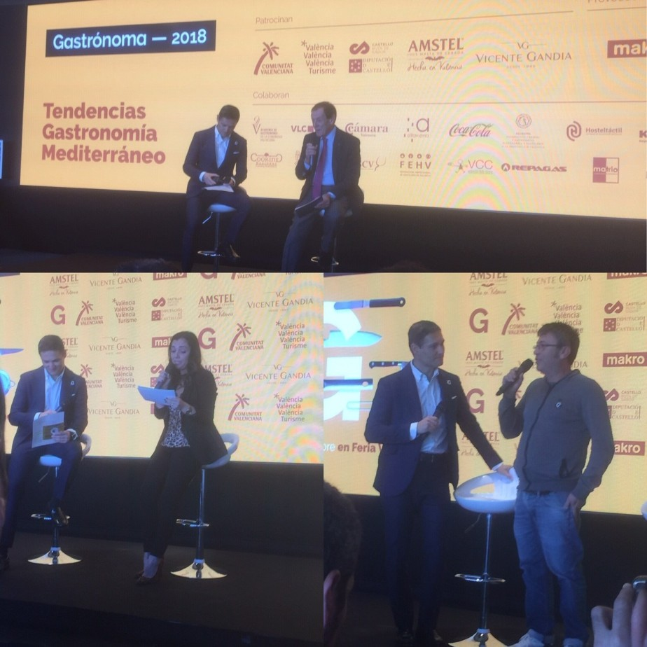 Gastrónoma-2018 is Launched. VÍ Vid Reports from Veles yVents.
