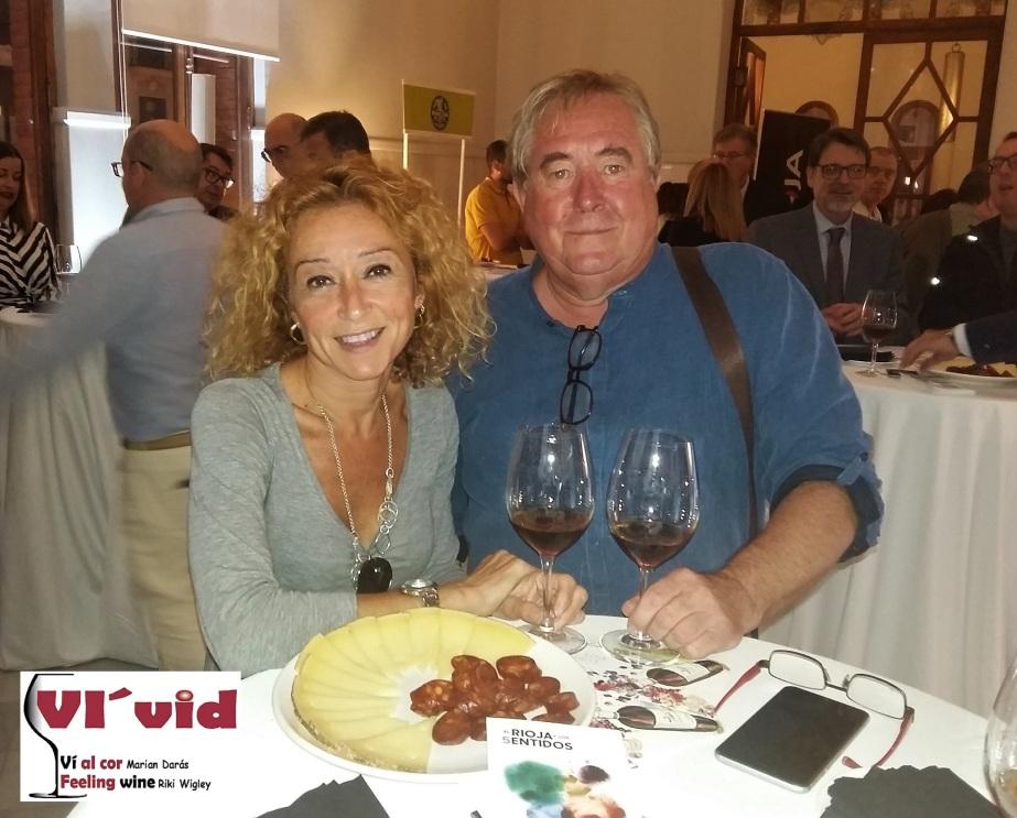 'La Rioja Gastronómica' visits Valencia: A VÍ Vidreport.