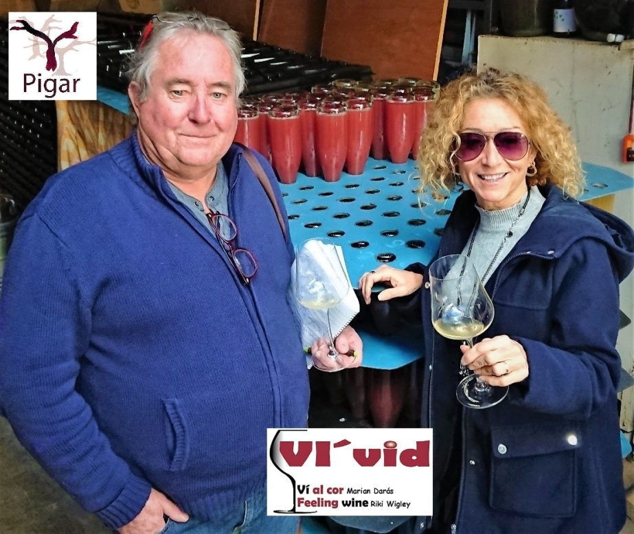 Bodegas Pigar, VÍ Vid re-visits and Reports on Progress and new Wines.