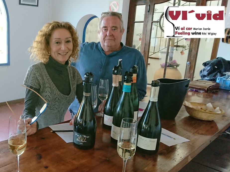Pago de Tharsys; Ecological Wines and New Vintages. VÍ Vid Reports.