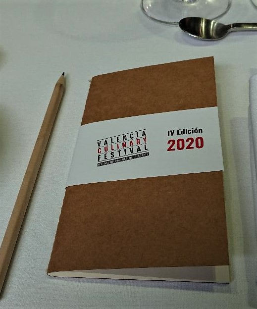 Medina Ice Festival 2020.Launching The Iv Edition Of Valencia Culinary Festival 2020